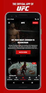 UFC 1.4.2 (Android TV)