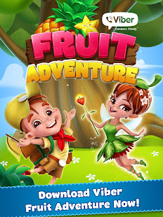 Viber Fruit Adventure 7