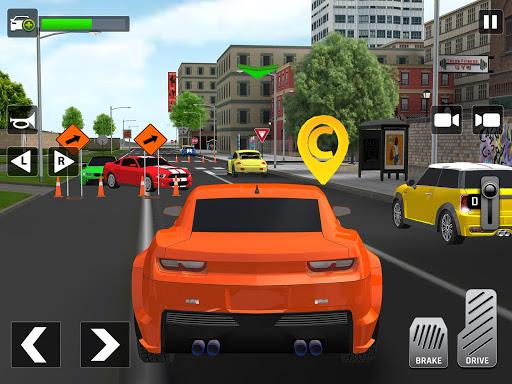 City Taxi Driving: Fun 3D Car Driver Simulator 1.2 screenshots 13