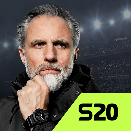 SEASON 20 Pro Soccer Manager Icon