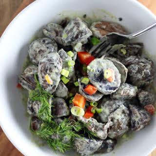 Purple Potatoes Recipes.