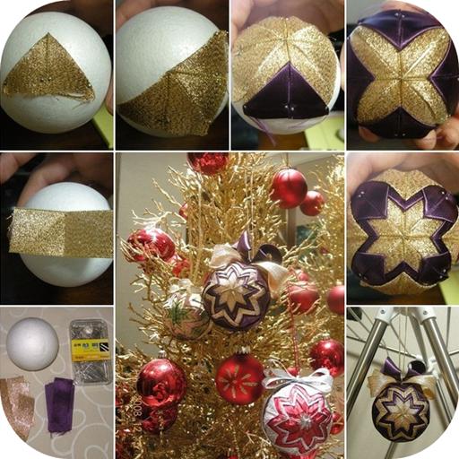 Baixar Enfeites de Natal DIY para Android