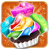 Cookie Smash: Cake Jam