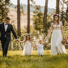 Wedding photographer Kamil Turek (kamilturek). Photo of 09.09.2018