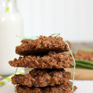 No Bake Cookies with Almond Milk Recipe