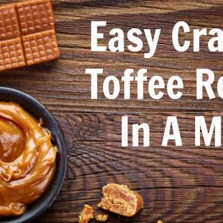 Mug Cracker Toffee