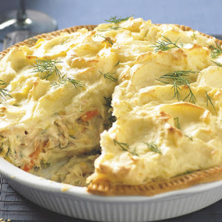 Tuna Shepherd's Pie.