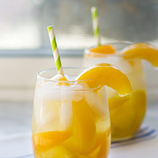 Peach Mango Sangria Recipe