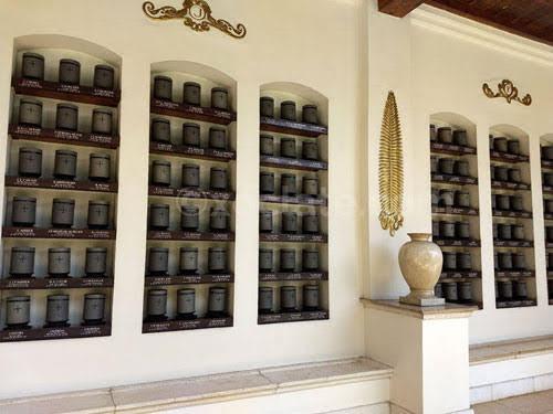 columbarium | Ereveld Menteng Pulo