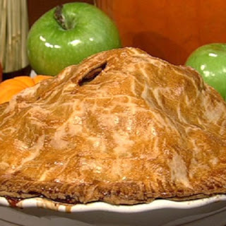 Carla Hall's Ten Gallon Apple Pie