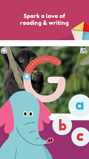 Khan Academy Kids: Free educational games & books screenshot 4