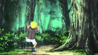 The Sad Sun Shower