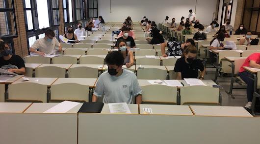 Desde hoy, cien por cien de presencialidad en las aulas de la UAL
