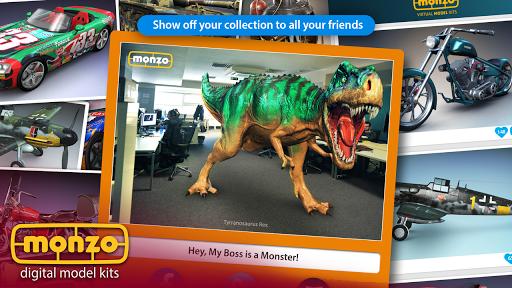 MONZO - Digital Model Builder 0.5.0 screenshots 4
