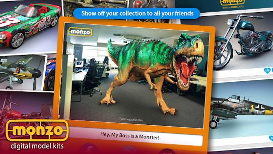 MONZO – Digital Model Builder 4