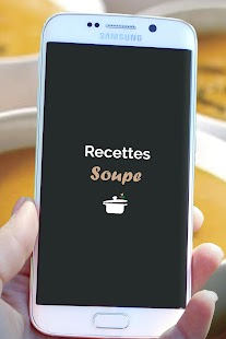 Idée repas - recettes de soupe - náhled