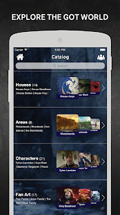 Thrones Amino for Ice and Fire- screenshot thumbnail