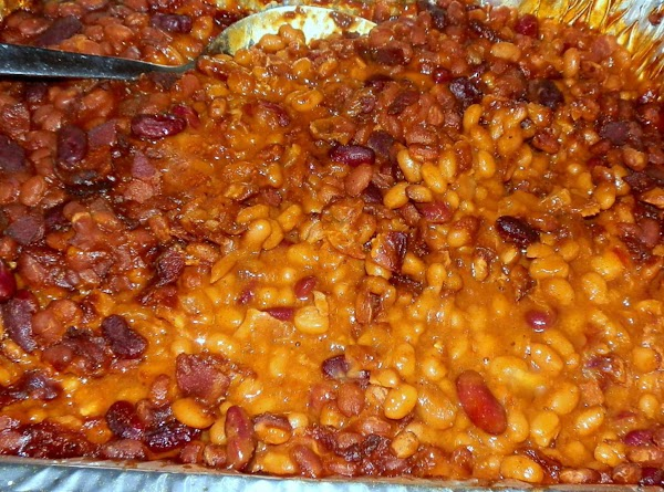 Pop's & Dee's Smoked Baked Beans Recipe