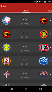 HockeyInfo- screenshot thumbnail
