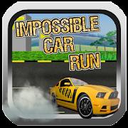impossible Car racing clash run
