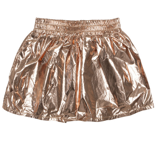 Thumbnail images of Kenzo Shiny Metallic Skirt