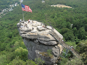 Photo: Chimney Rock
