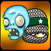 Zombies vs Militia