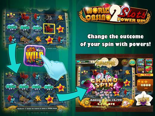 Slots Power Up 2 World Casino 2.24 screenshots {n} 8