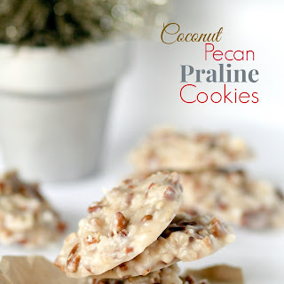 Pecan Praline Cookies No Flour Recipes.