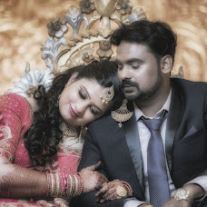 Wedding photographer Vyshak Menon (vyshak). Photo of 17.03.2018