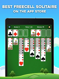 FreeCell Apk – Solitaire 7