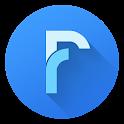 Flux White - CM13/12.1 Theme icon