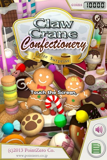 Claw Crane Confectionery 2.07.100 screenshots 1