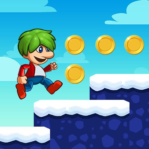 Super boy - Super World - adventure run (game)