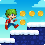 Super boy - Super World - adventure run Icon