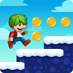 Super boy - Super World - adventure run for PC