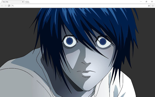 Death Note New Tab & Themes