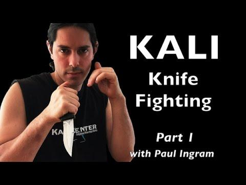 Image result for 5 ESSENTIAL Kali Knife Fighting Basics - filipino knife fighting