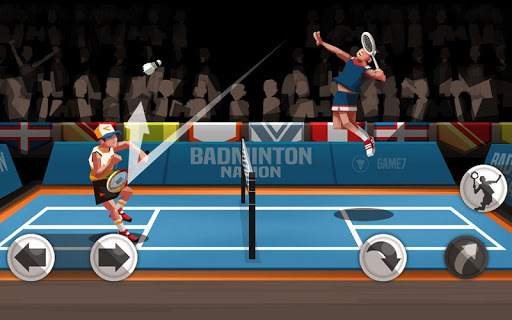 Badminton League app (apk) free download for Android/PC/Windows screenshot