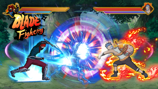 Ninja Fighting:Kung Fu Fighter 3.0 APK + MOD Download 2