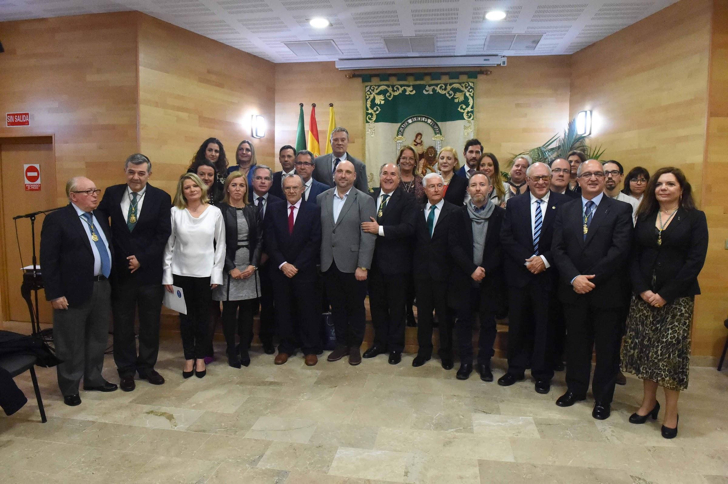 Entregadas las distinciones con motivo de la celebración del Día de Andalucía