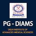 PG DIAMS PG Medical Coaching icon