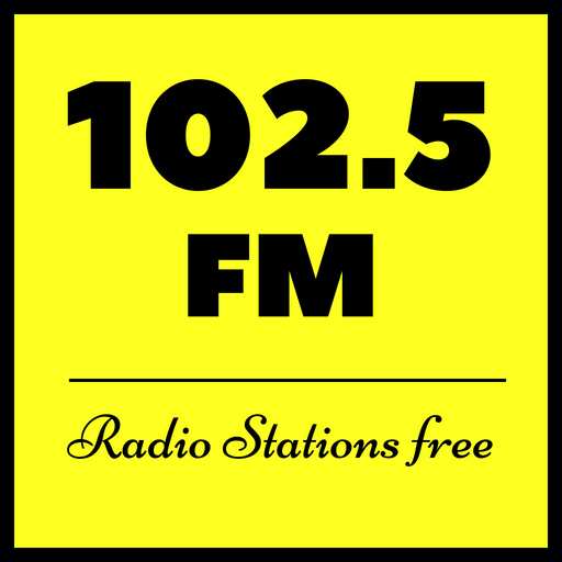 102.5 FM Radio Stations Onlie Android APK Download Free By PCRADIO