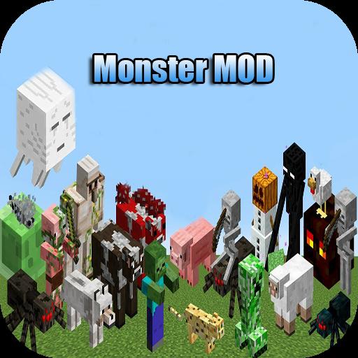 Monster MODS MCPE