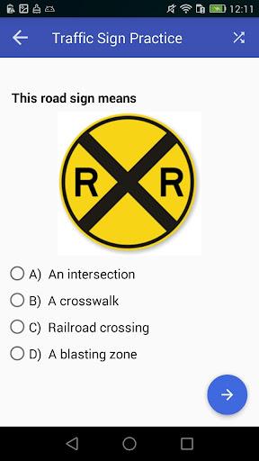 New York DMV Driver License Practice Test Pro screenshot 8