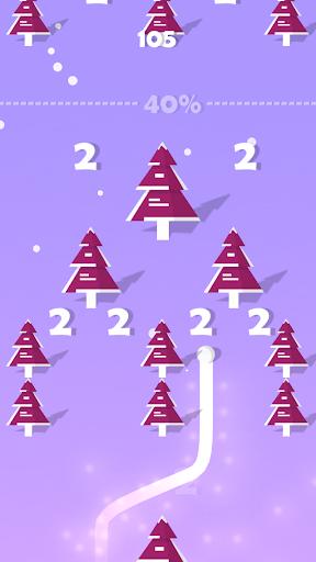 Dancing Snow - Musical Casual Game screenshot 4