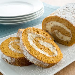 Mom'S Pumpkin Roll Recipe