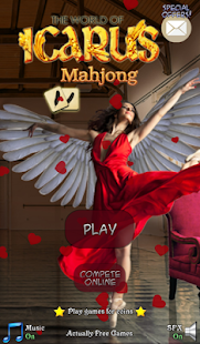 Hidden Mahjong: Icarus- screenshot thumbnail