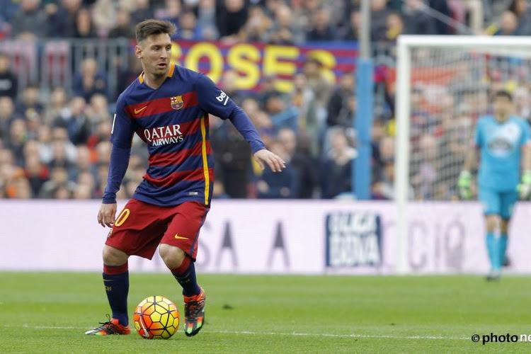 Lifting pour le logo du Barça ? (VIDEO)