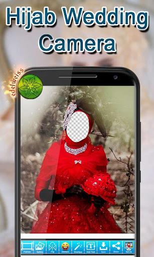 Hijab Wedding Camera 1.3 screenshots 5